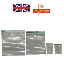 1000 clear ziplock bags | gripseal plastic baggies | resealable grip seal baggy