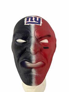 NEW YORK GIANTS NFL FAN FACE FACE MASK FRANKLIN TEAM LOGO COLORS NY FOOTBALL