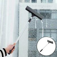 Window Glass Cleaning Tool Double Side Glass Cleaner Brush Wiper Double-sided Sq