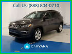 2018 Jeep Compass Latitude Sport Utility 4D Hill Start Assist Control Power Steering AM/FM Stereo Electronic Stability