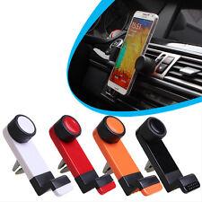 360° Rotatif Support Voiture Universel Aération Grille Pr Téléphone GPS iPhone