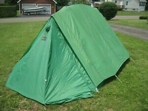 Eureka! Timberline Backpacking 4-Person Tent with Vestibule