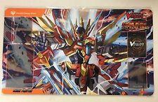 CARDFIGHT!! VANGUARD G-BT10 Raging Clash Blade Fangs Victor Sneak Peek Playmat