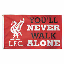 Liverpool FC You'll Never Walk Alone 3x5 Flag