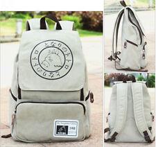 Anime My Neighbor Totoro School Bag Travelling Backpack Canvas Shoulder Bag