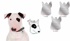 Personalized Engraved Dog tags breed Name Id HQ Pet tags jewels BULL TERRIER
