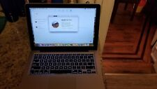 "APPLE MACBOOK PRO 13"" MID 2012 INTEL CORE I5 @ 2.5GHZ 8GB RAM 240GB SSD"