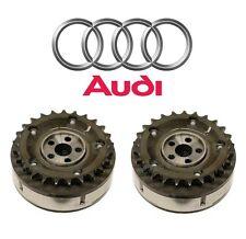 Audi Allroad Quattro S4 Pair Set of 2 Camshaft Adjusters Geniune 079 109 087 N