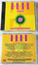 THE 80´s COLLECTION 1981 / 24 O-Hits - Visage, Ultravox,... Time Life DO-CD TOP