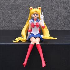 Anime Sailor Moon Mercury PVC Figure Tsukino Usagi Action Figures Toy Decor Gift