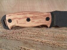 Handles for Ontario Knives RD 4/6, Ranger series, Afghan series Moreton chestnut