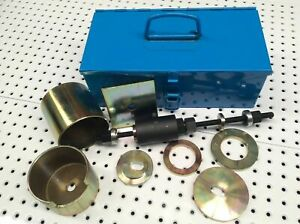 REAR SUPPORT DIFF MONT BUSH REMOVAL & INSTALLER FORD FALCON  BA BF FG FPV XR6-8