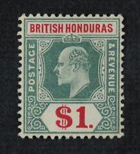 CKStamps: GB British Honduras Stamps Collection Scott#69 Mint H OG