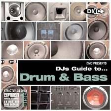 DMC DJs Guide To Drum & Bass Party DJ Double CD Set