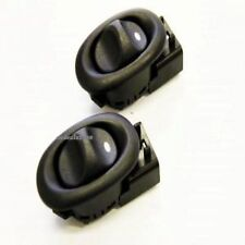REAR/FRONT Electric Power Window Switch PAIR BLACK Holden Commodore VZ
