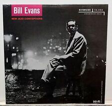BILL EVANS New Jazz Conceptions VINYL LP Sealed Waltz For Debby