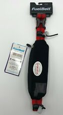 FuelBelt Helium Super-Stretch Race Waistpack Belt Black/Red BRAND NEW
