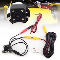 CCD Waterproof LED Night Vision Cars Rear view Backup Reverse Parking Camera PK