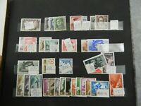 Briefmarken Spanien größtenteils postfrisch  Alb-1192