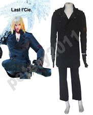 Custom-made Lightning Returns︰ Final Fantasy XIII Snow Villiers Cosplay Costume