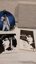 "Elvis Presley Collector Plate 3Rd edition #811F ""Aloha From Hawaii Nib"