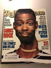 Rolling Stone Magazine Issue 770 October 2, 1997 Chris Rock 311 Bob Dylan