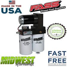 Fass Fuel System 165GPH Fits 2011-2016 Ford F-250 F-350 Powerstroke 6.7L V8