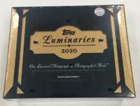 2020 Topps Luminaries Baseball MLB Factory Sealed Hobby Box| 1 box per order