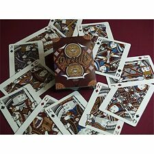 OCCULT BICYCLE DECK LIMITED ED PLAYING CARDS BY GAMBLER'S WAREHOUSE MAGIC TRICKS