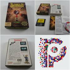 Tunnels of Armageddon a California Dreams jeu pour l'Amiga testé et de travail