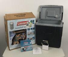 Coleman Cooler Refrigerator Travel Portable RV 12 Volt Iceless Electric Fridge