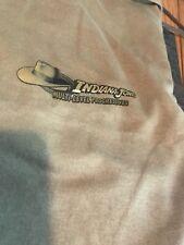 Indiana Jones SLOT MACHINE T SHIRT for distributers only GILDEN ULTRA RARE
