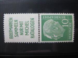 GERMANY Mi. #S23 mint MNH stamp booklet pair! CV $120.00