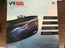 VR-Tek Windows VR Glasses & Controller HD Resolution - 1920x1080 Black