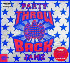 Throwback Party Jamz (2016) 3xCD Album Coffret Neuf / Scellé Craig David Run DMC