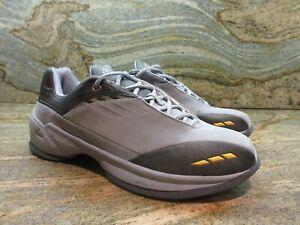 2003 Adidas Original Decipher Sample SZ 9 Aluminum Silver Adiprene Vintage 88807