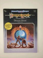 Dungeons and Dragons, Dragon Lance Dragon Magic DLE 2 Official Game Adventure.