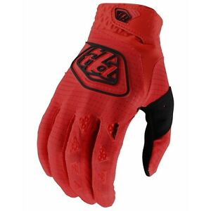 Troy Lee Designs Air Gloves Youth Kids Mx Motocross Bmx Mtb Dh Cycling RED
