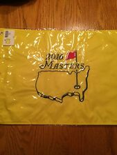 2016 MASTERS Official Golf Pin Flag NEW IN WRAPPER Augusta National IN HAND