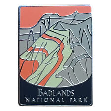 Badlands National Park Pin - Official Traveler Series - South Dakota