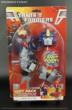 Punching Pop MEGATRON Candy Gift Set Transformers G1 Generation 1 Classics 2007