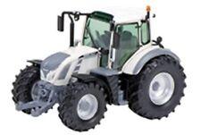 Schuco Fendt Vario 724 Tractor White Edition Diecast High Detailed H0 Scale 1 87