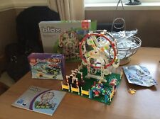 LEGO Friends 41321 Blox Nuovo di zecca e divertente da fiera Set Ferris Big Wheel ect