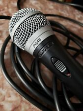 Shure Pg48 Microphone, with 15 ft Xlr Male to Xlr Female cable
