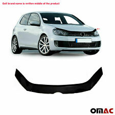 Front Bug Shield Hood Deflector Bonnet Guard for Volkswagen Golf 6 MK6 2010-2014