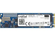 Crucial MX300 M.2 2280 275GB SATA III 3-D Vertical Internal Solid State Drive (S