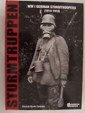 Sturmtruppen : Wwi German Stormtroopers (1914-1918) by Ricardo Recio Cardona (20