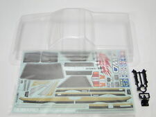 NEW TAMIYA BRAT Body Clear with Decals TBBC