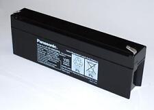 Panasonic Blei Gel-Akku 12V 2,2Ah LC-R122R2PG PD