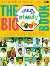 """The Big """"Ready Steady Cook"""" Book, Cawley, Richard, Anthony, Patrick, New Book"""